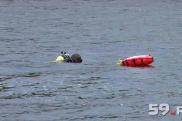 Утонувшего мальчика ищут уже трое суток
