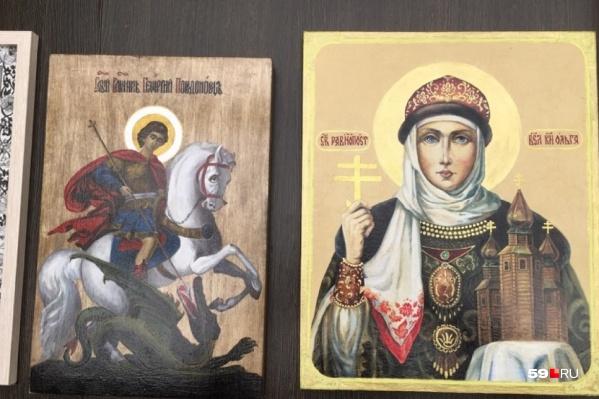 На конкурс прикамские осужденные написали 33 иконы