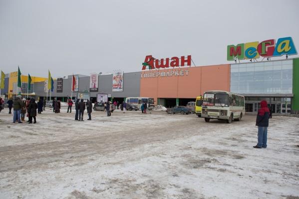 В торговом центре эвакуацию объяснили техническим сбоем противопожарной системы