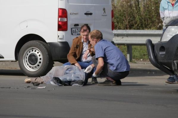 Наезды на пешеходов — это почти всегда тяжелейшие травмы
