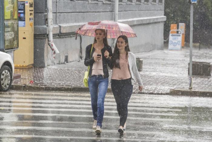 Дожди уйдут из области 9 июля