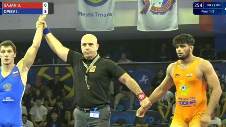 Уфимский борец завоевал медаль высшей пробы на Первенстве мира