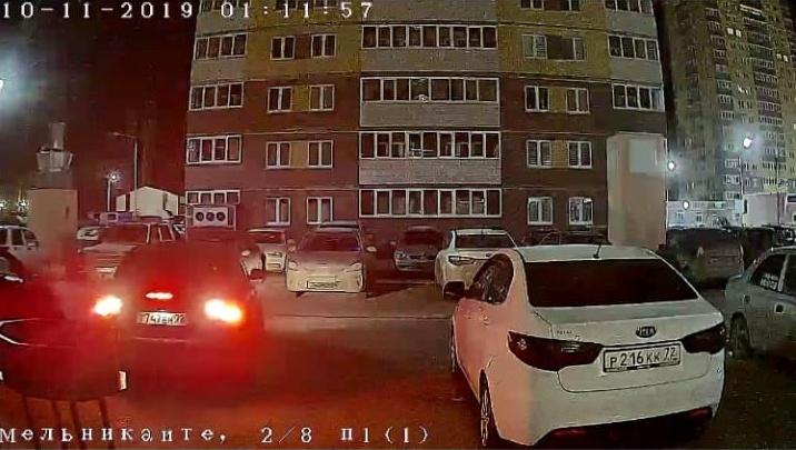 Полицейские заинтересовались ночной стрельбой на Мельникайте