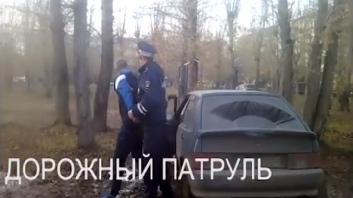Таксист 7 часов преследовал водителя-наркомана и сдал его ДПС