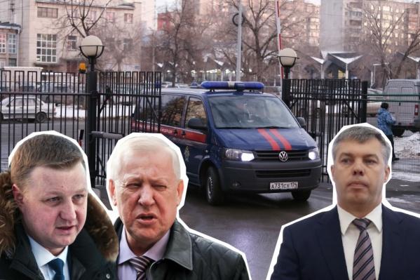 В Следственном комитете сейчас идёт плотная работа со всем окружением Евгения Тефтелева в годы, когда он был мэром