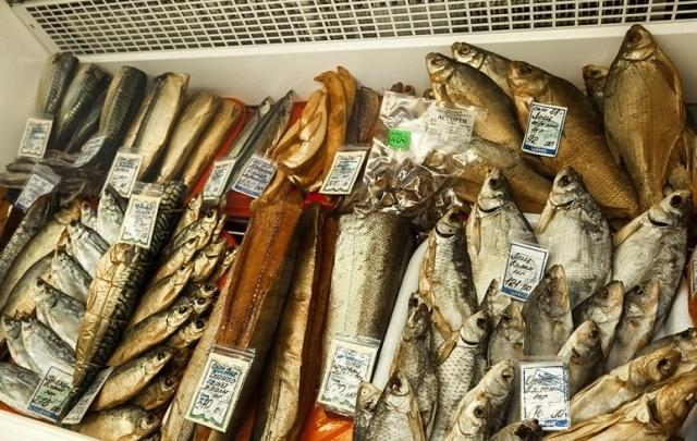 На потребительский рынок Зауралья не попали 45 партий некачественной рыбной продукции