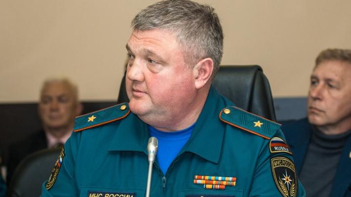 Начальник областного МЧС сообщил, кто виноват в крупных лесных пожарах в Самарской области