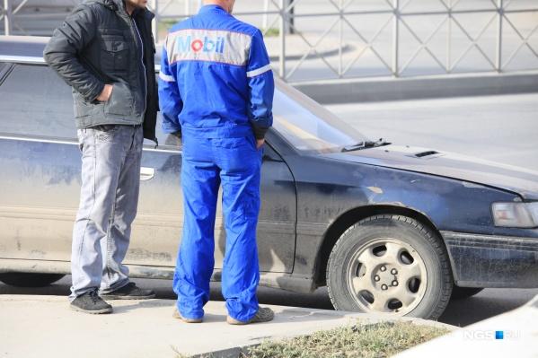 Перекупщики контролируют вторичный рынок продажи автомобилей
