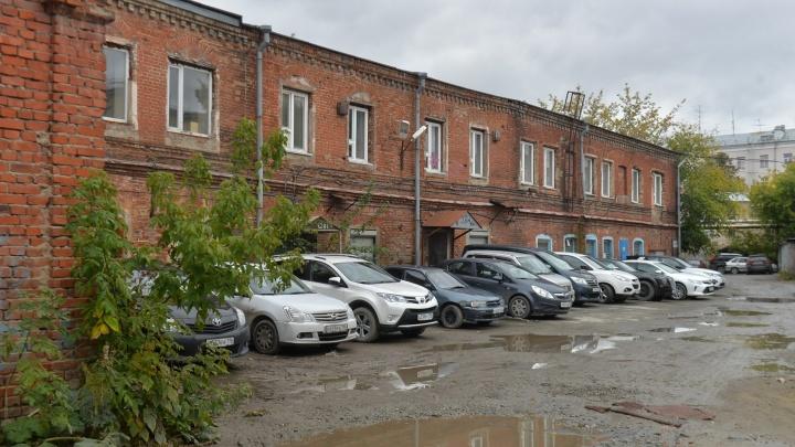 Под фондохранилище Эрмитажа снесут старинное здание на Вайнера