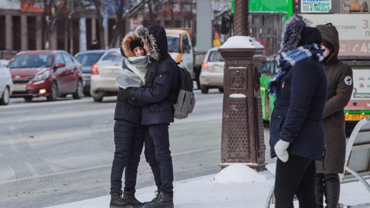 Утепляемся! В выходные в Тюмень придут похолодание и сильный снегопад