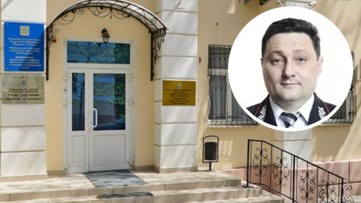 Первого замначальника СКЖД Черняева оставили в СИЗО еще на три месяца