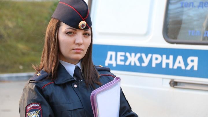 Лучшим участковым Новосибирской области стала девушка с дипломом биолога