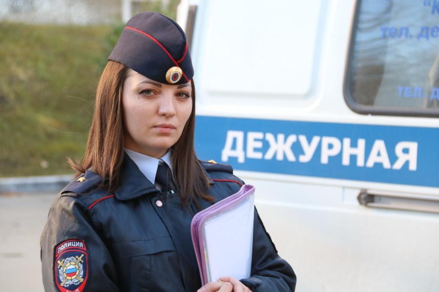 «Народным участковым» вНовосибирской области стала молодая майор милиции
