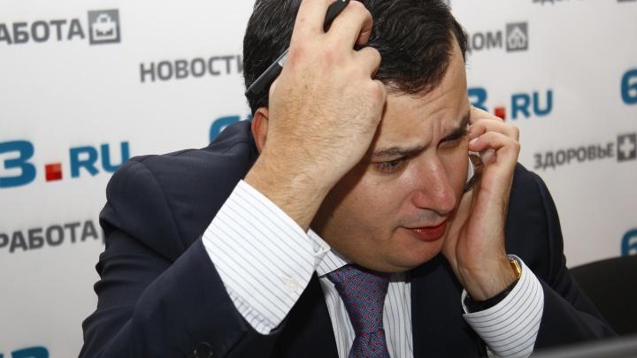 Гендиректор ПСК «Волга» пожаловалась на самарского депутата Хинштейна в администрацию президента