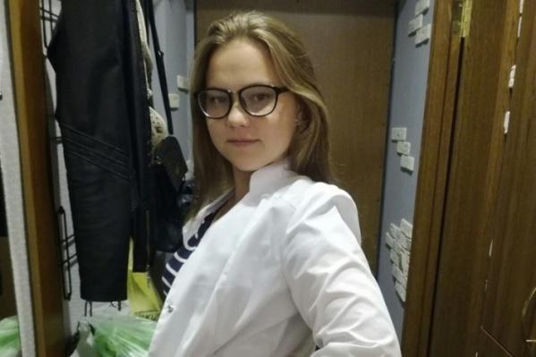 В этом году Ольга Пискотина надеялась досрочно сдать ЕГЭ и поступить в медицинскую академию