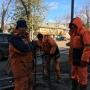 Дорогу расширят и защитят от сточных вод: как идет ремонт нового участка улицы Победы