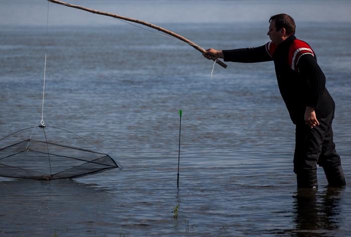 Власти ограничили рыбалку из-за весеннего нереста, чтобы сохранить приплод рыбы