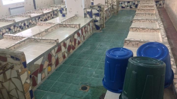 Баня №5 в Восточном районе Кургана закрывается на ремонт с 14 сентября