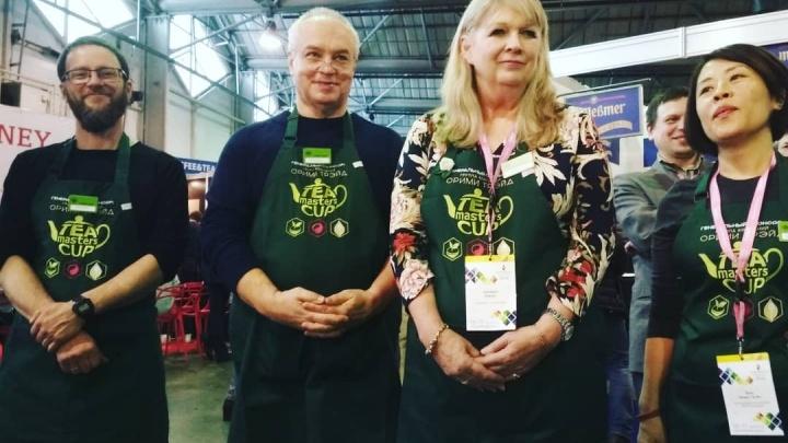 Сибирский тренд вызвал интерес судей на международной чайной выставке