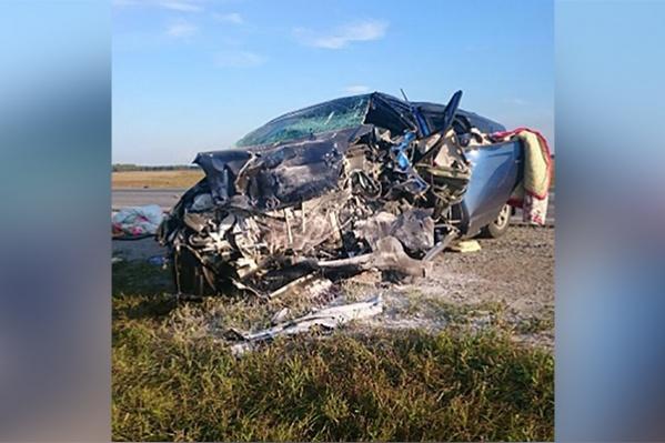 Следователи считают, что авария произошла по вине бывшего сотрудника ГИБДД, который погиб в этом происшествии