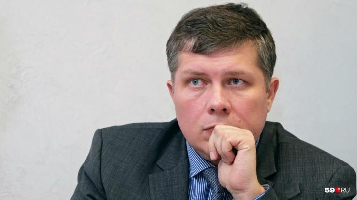 Экс-глава Минздрава Прикамья покинул пост министра в Московской области