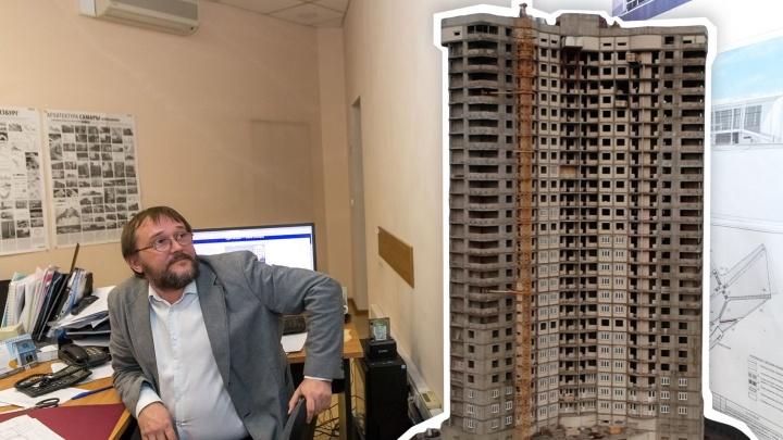 «Многоэтажки — это признак нищеты»: архитектор Дмитрий Орлов рассказал, почему нужно взрывать дома