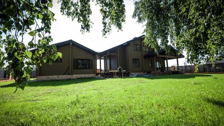 Челябинцам разрешили строить в садах дома для постоянного проживания