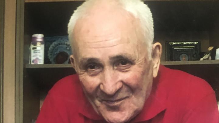 Все болит, но без температуры: в Уфе нашли пропавшего дедушку с потерей памяти