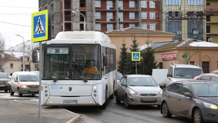 «Вафельный» перекресток: как в Уфе ездить по правилам на пересечении Ибрагимова и Пархоменко