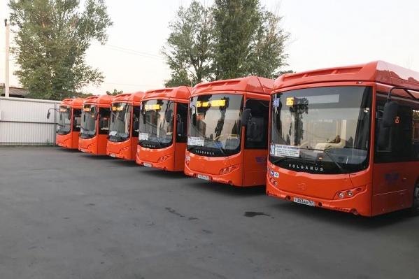 До 31 декабря 2019 года не менее 50% транспорта у каждого перевозчика должны работать на газу