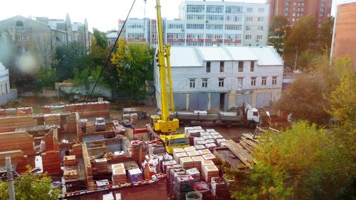 «Строить! Вопрос в деликатности»: ярославский архитектор высказался о точечной застройке центра