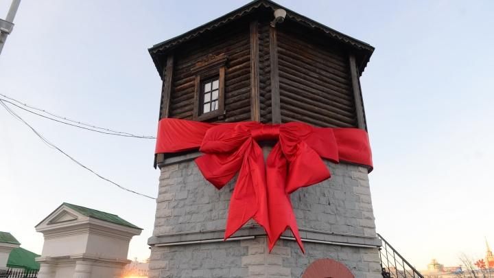 Водонапорную башню на Плотинке открыли после реставрации: гуляем по новому музею