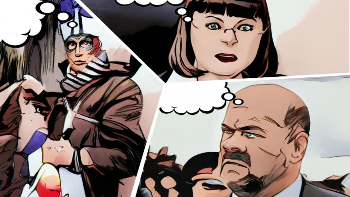 Этому городу нужен герой: о чем думают персонажи комикса про Архангельск?