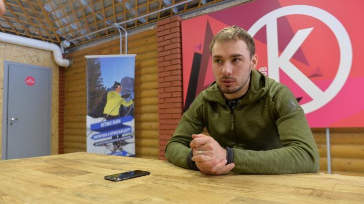 Антон Шипулин и ещё 30 спортсменов обжаловалив суде отстранение от Олимпиады