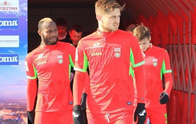 Игрок «Уфы» вызван в национальную сборную Молдовы