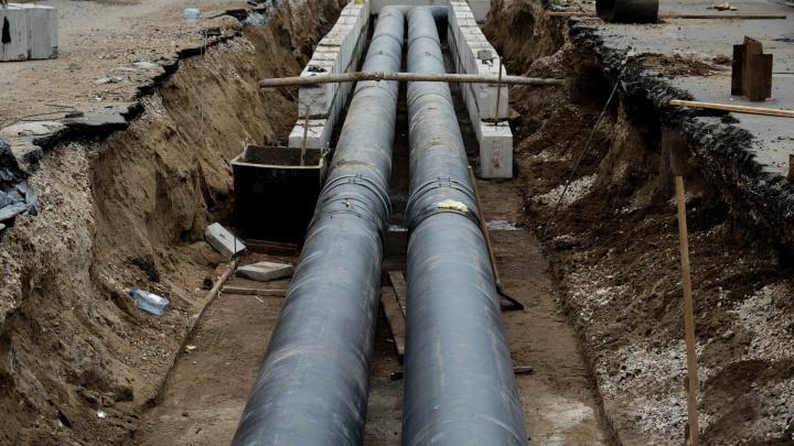 Микрорайон Гайва остался без воды из-за аварии