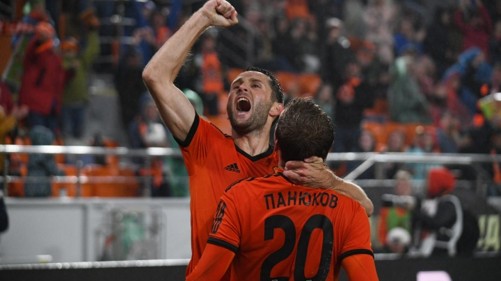Футбол в режиме онлайн: «Урал» одержал важнейшую победу над «Сочи»