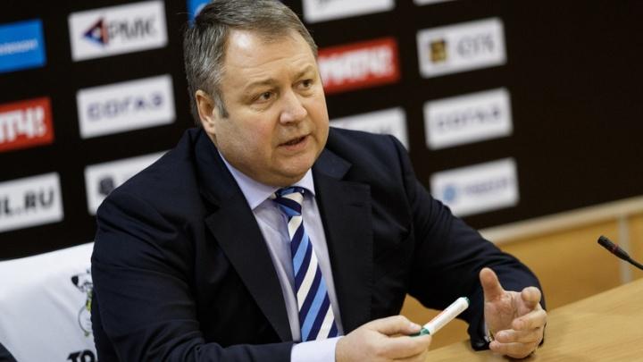 У «Трактора» новый тренер: что известно о Владимире Юрзинове