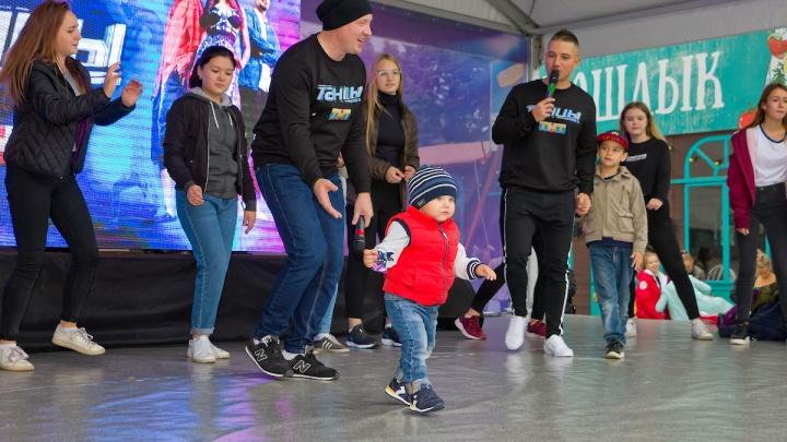 Челябинск «зарубился» с 20 российскими городами в «Танцевальной гонке»
