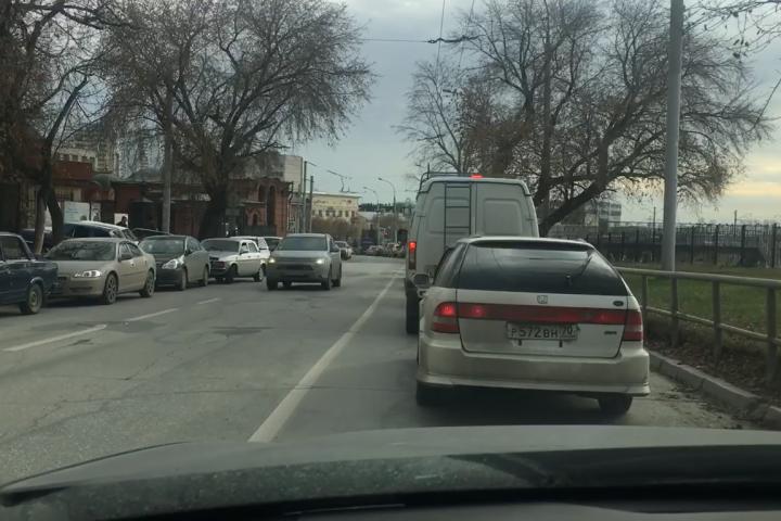 играть в пробки на машинах