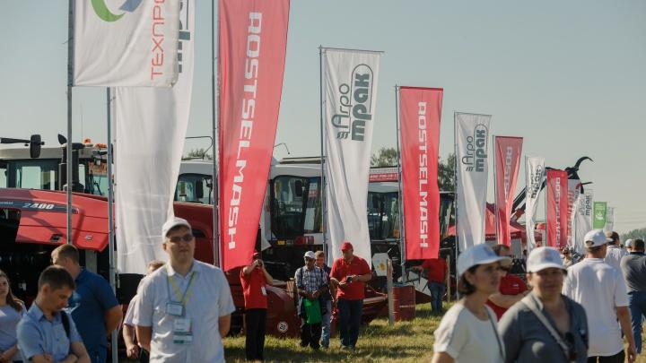 В Экспоцентре пройдет аграрная выставка, на которую приедут компании из Италии, Франции и Германии