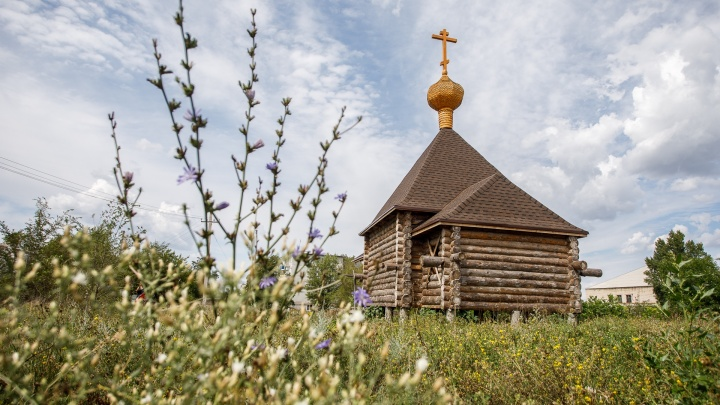 «Это храм, а не пивная»: церковь под Волгоградом отправили под снос
