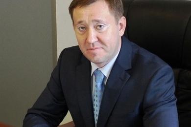 Максим Овсянников стал главой Барабинска в прошлом году