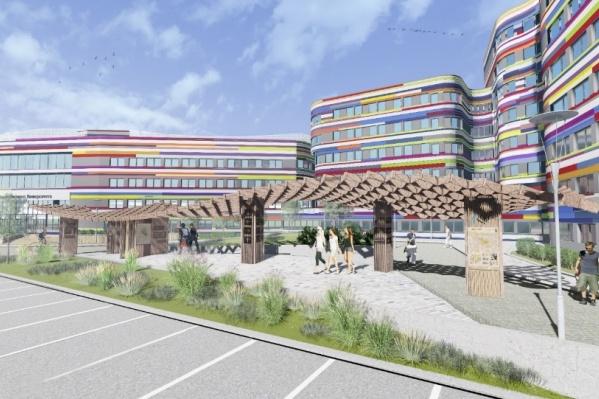 Общественники и экоактивисты выступают против строительства общежития