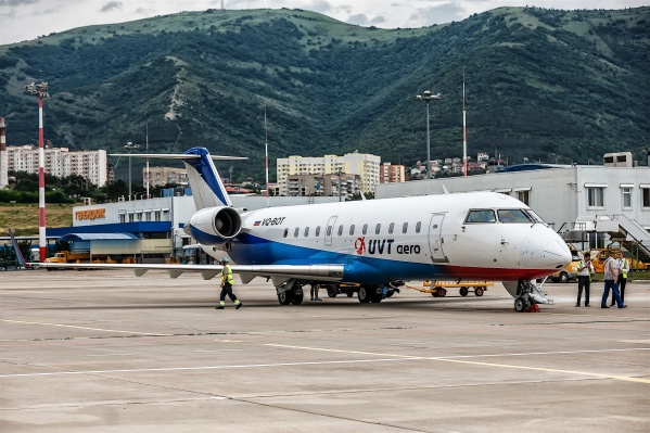 Перелёты будут осуществлять на небольших самолетах