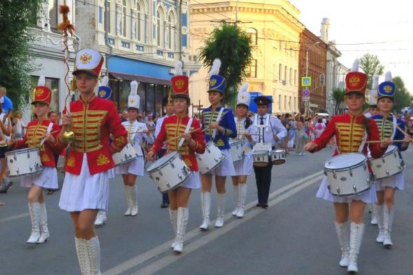 Парад музыкантов из разных городов России начнётся от площади Революции<br>