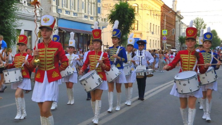 Центр Самары перекроют на весь день ради шествия трубачей и барабанщиц