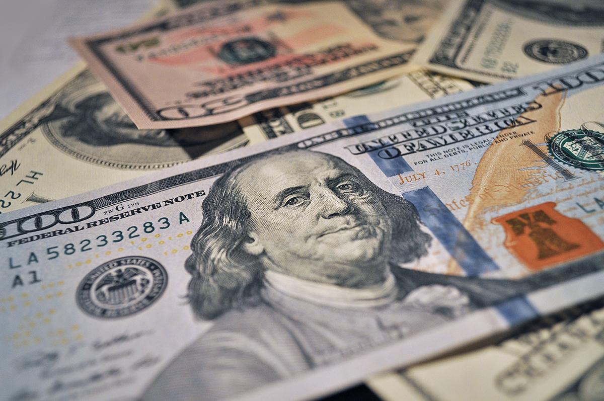 Курс доллара впервые с августа 2016 года превысил отметку в 67 рублей