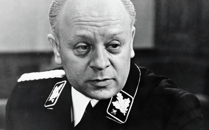 Леонид Броневой сыграл Мюллера в телефильме «Семнадцать мгновений весны»