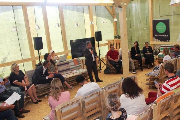 Участники встречи обменялись мнениями о развитии города